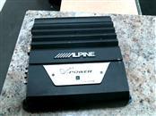 ALPINE ELECTRONICS Car Amplifier MRP-M350